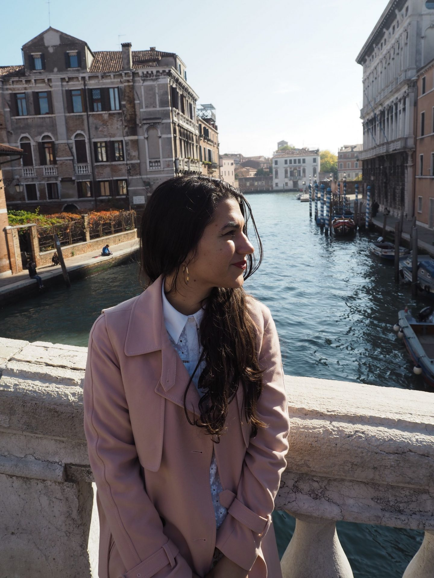 The Venetian Diaries: What I Wore