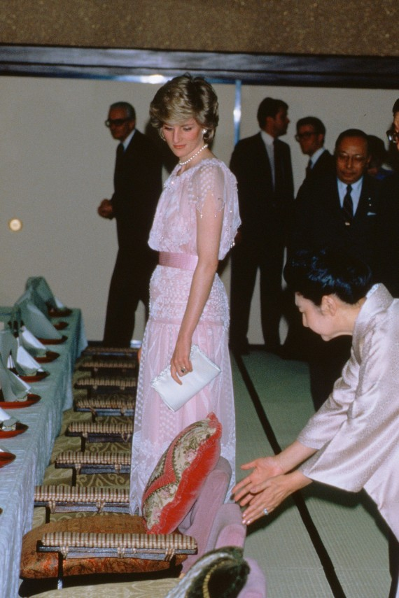 A Glimpse Of Princess Diana S Life Amp Style Style Wanderings