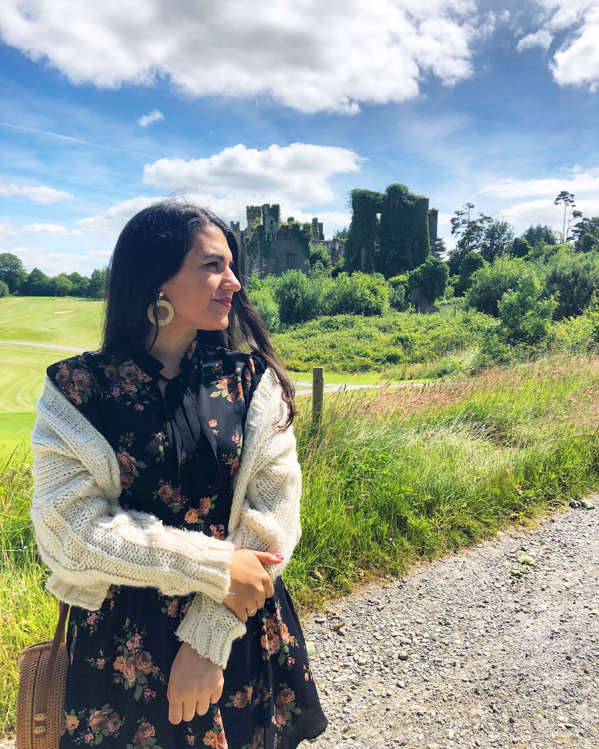 The Irish Diaries: What I Wore (And Did)