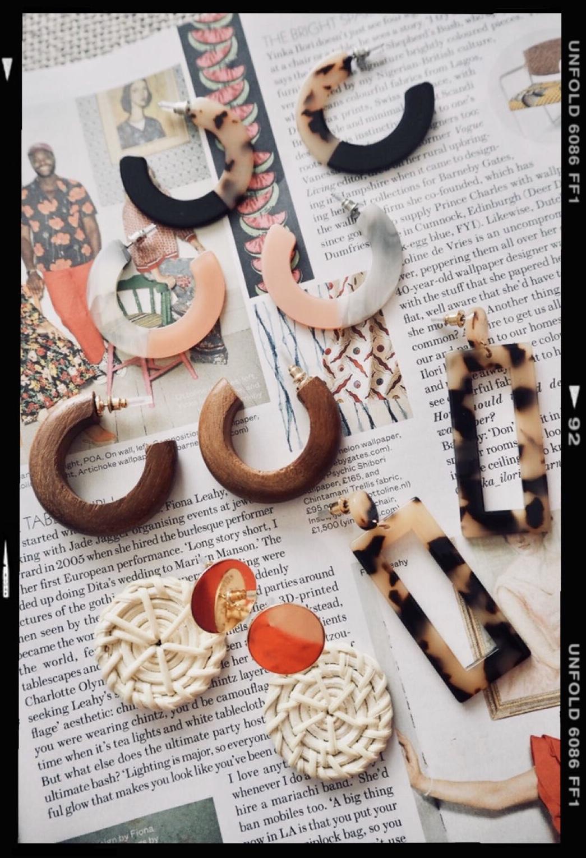 Jewellery Box: Three Key Jewellery Trends for Autumn/Winter 2018