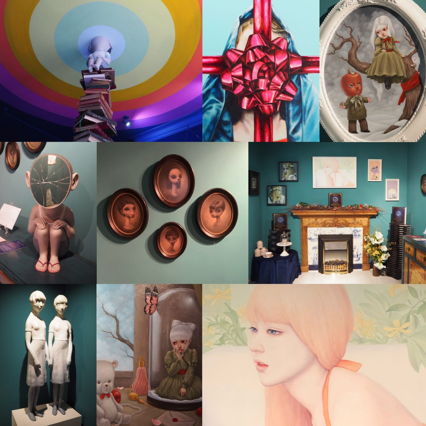 The Fantastical World of Dorothy Circus Gallery