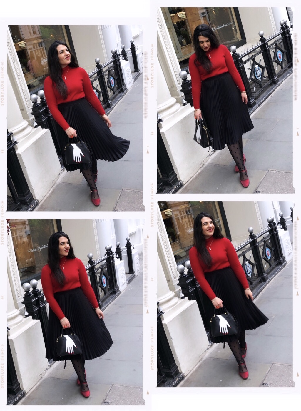The Quick Style Edit: What I Wore on 02/03/19
