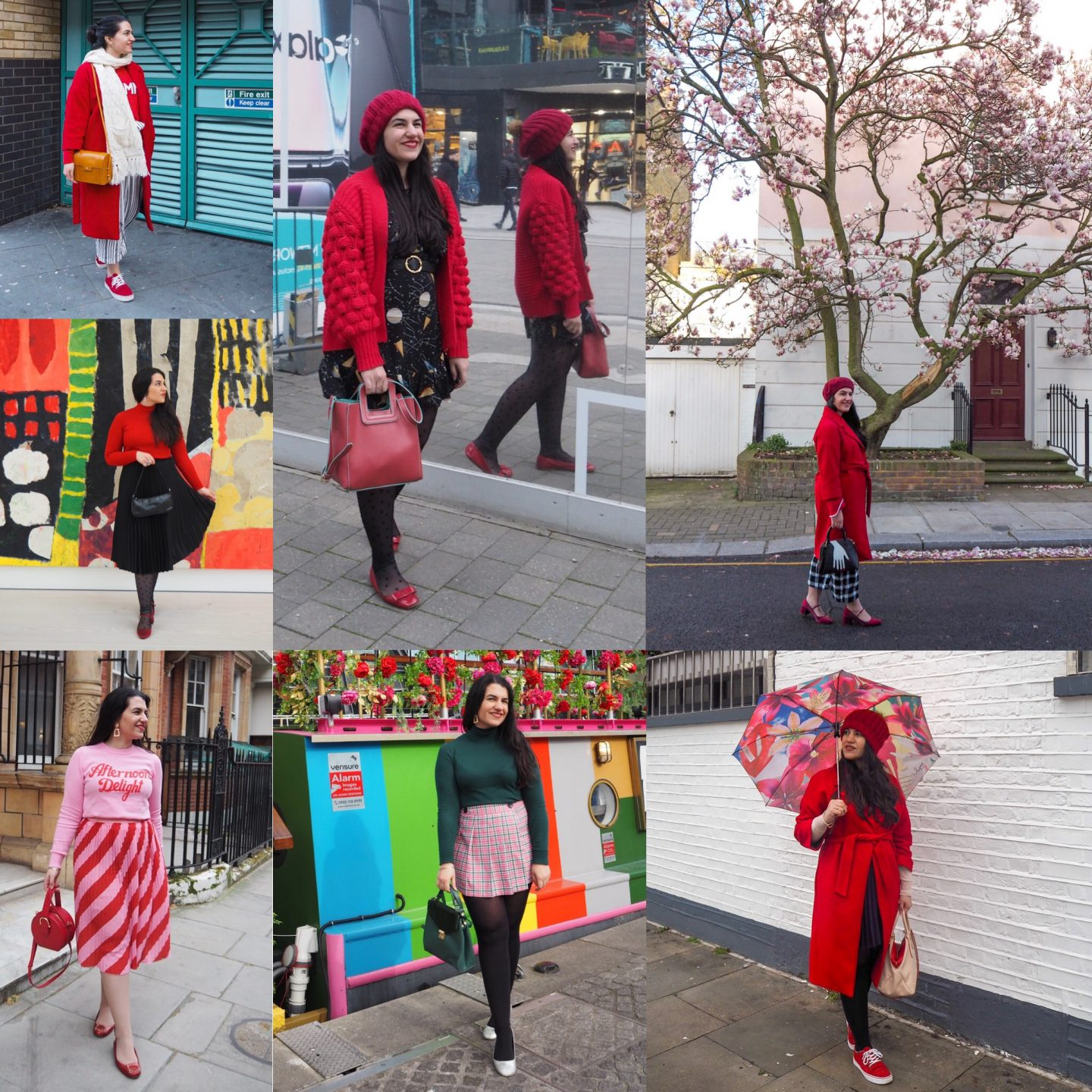 The Monday to Sunday Edit (What I Wore Last Week)