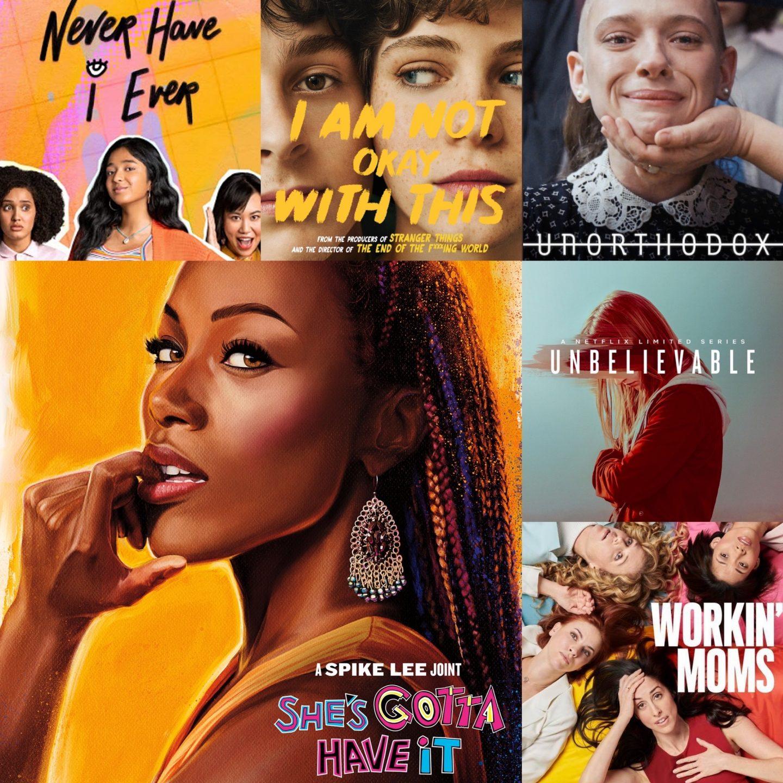 Six Amazing Female-led Shows On Netflix