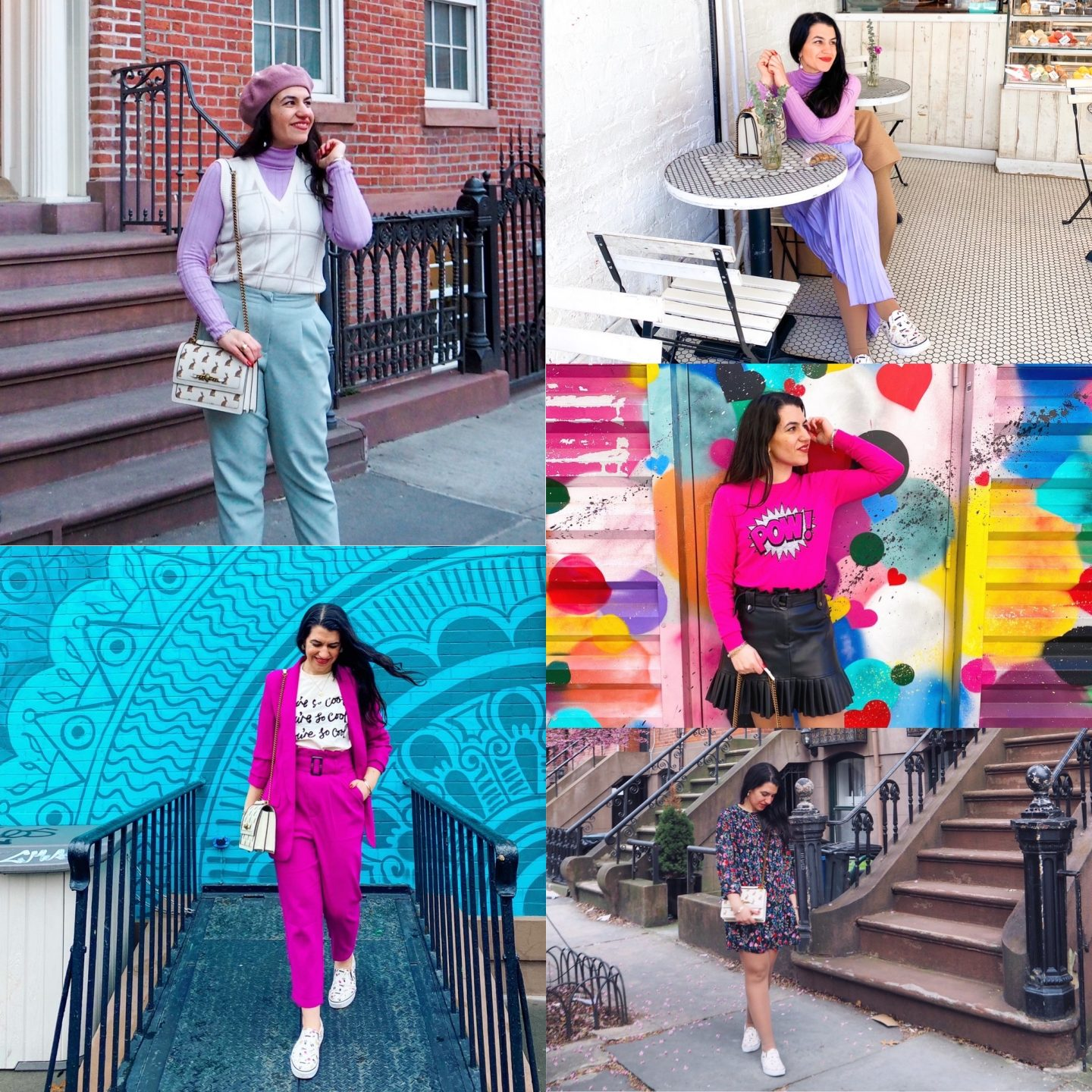 What I Wore In New York