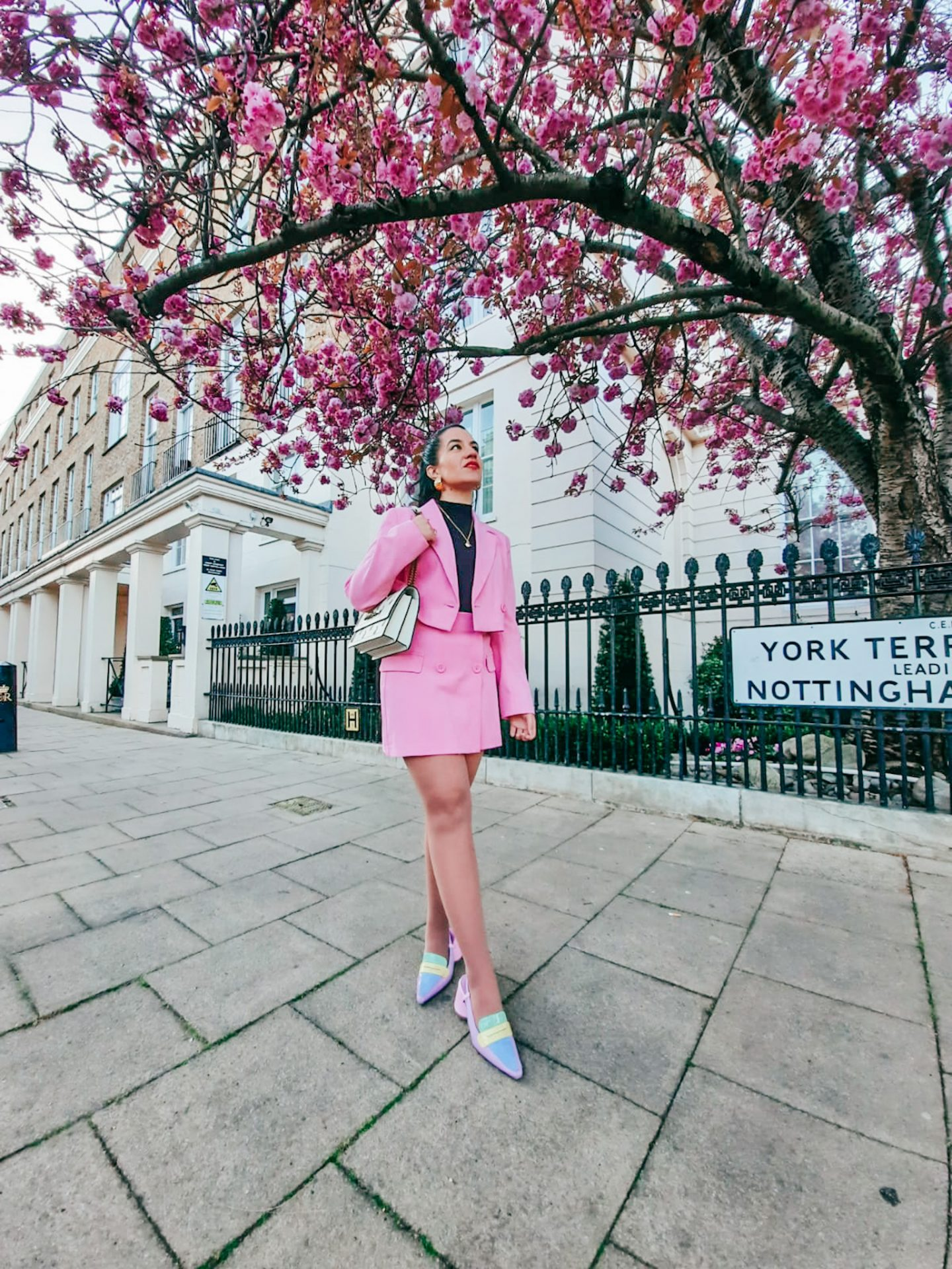 The Pink Suit of Dreams